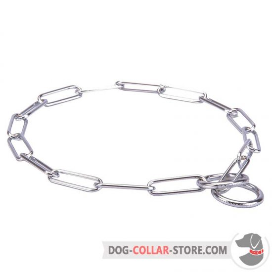 'Sound Look' Chrome-Plated Dog Fur Saver
