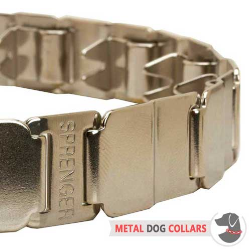 Herm Sprenger Amstaff Collar for Training
