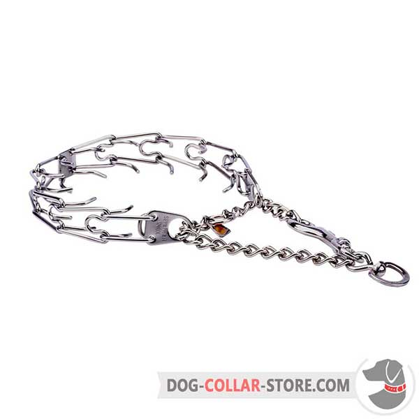 Dog Collar of durable strainless steel