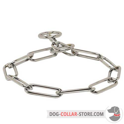 Chrome Plated Dog Fur Saver
