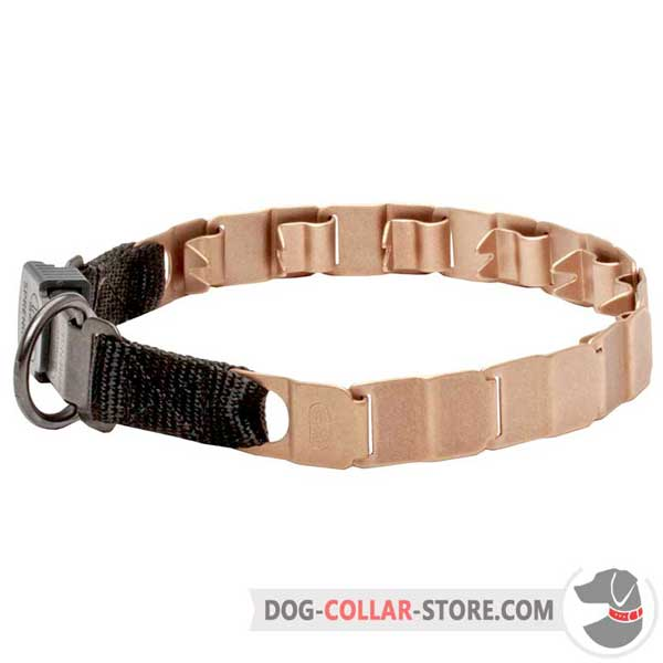 Dog training neck tech collar