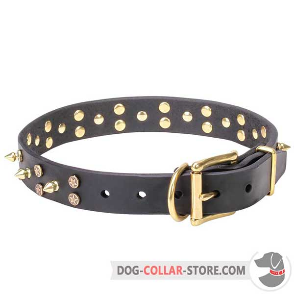 Dog Collar for walking large and medium breeds