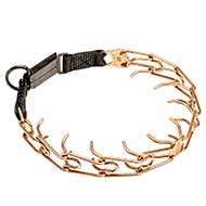 'Briar Patch' Curogan Dog Pinch Collar