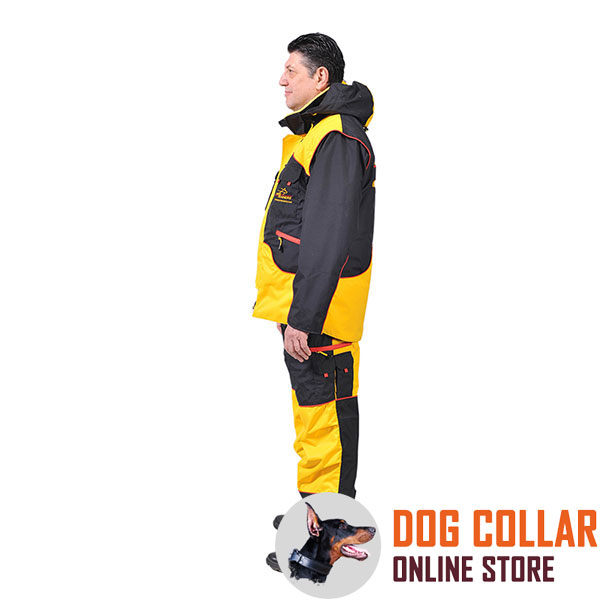 Ultimate in Comfort and Protection Training Suit for Safe Training